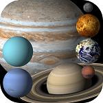 太陽系 探査機が見た世界 for iPad アイコン